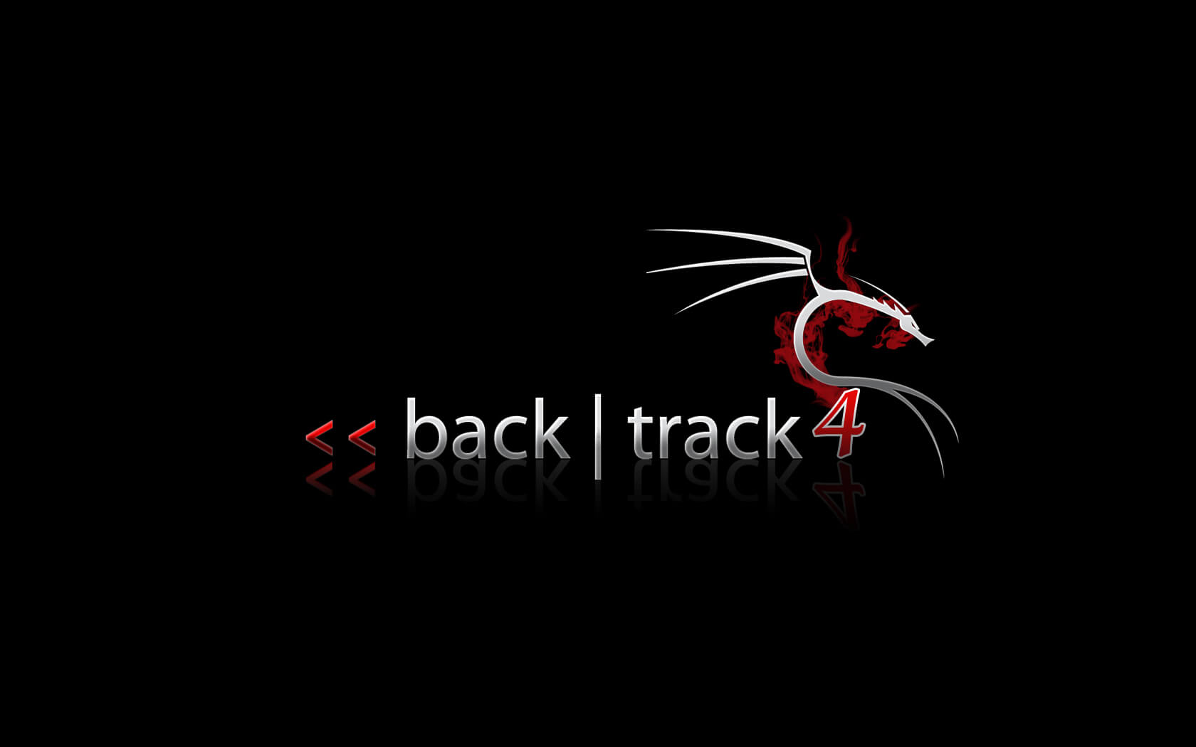BackTrack 4 Walpaper