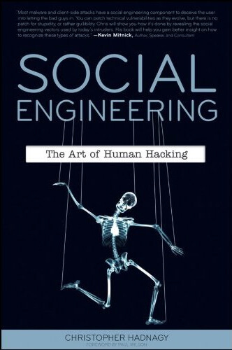 The Art of Human Hacking