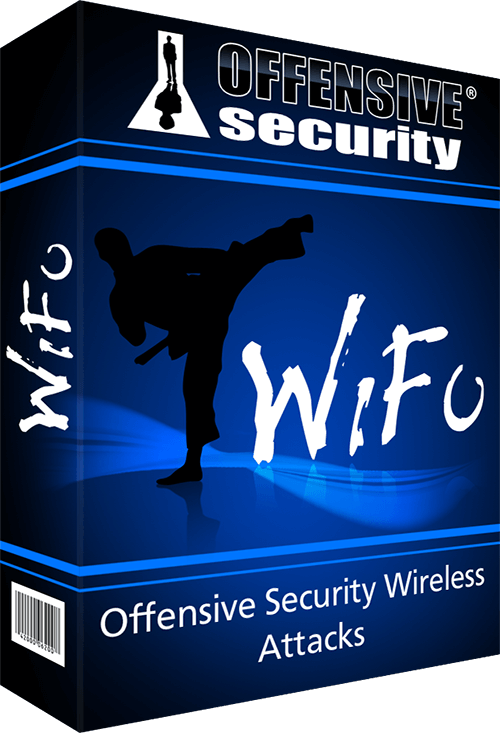 Offensive Security Wireless Attacks (WiFu) - Online Information Security Training