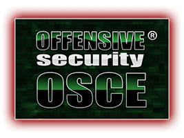Offensive Security Certified Expert (OSCE Course)