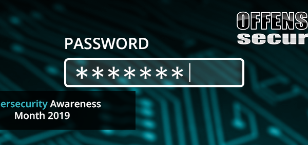 Cybersecurity Awareness Month 2019