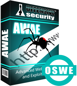 Advanced Web Attacks and Exploitation (AWAE)