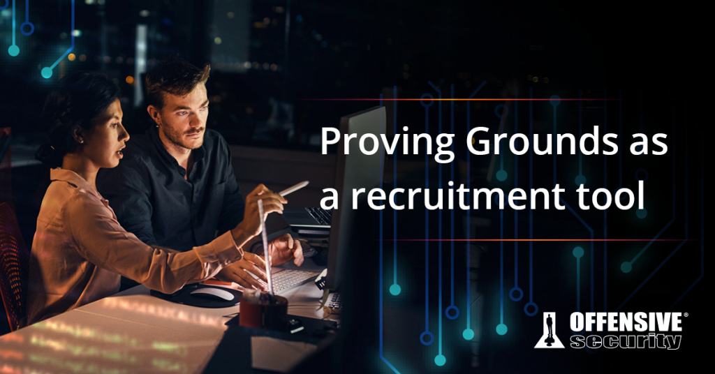 Case Study: Proving Grounds and Packetlabs